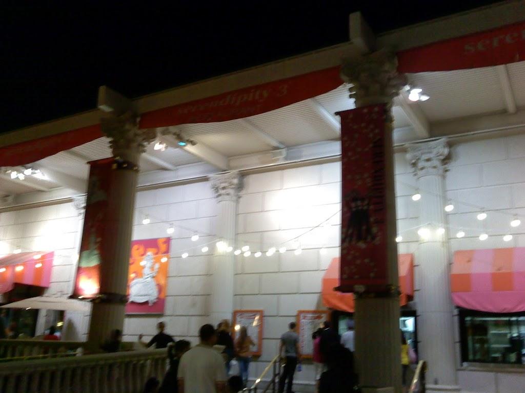 Serendipity 3 in Las Vegas Rocks!